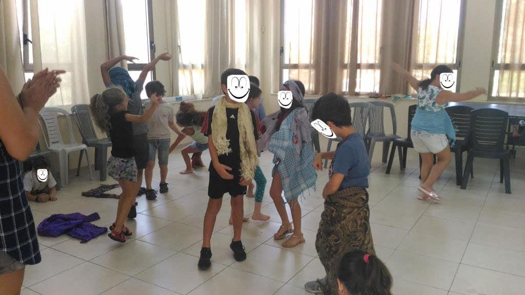 פעילות תיאטרון לילדים ונוער